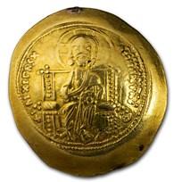 Byzantine AV Histamenon Constantine X (1059-67 AD) AU (SB 1847)