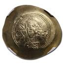 Byzantine Empire AV Hist Nom Michael VII (1071-1078 AD) AU NGC