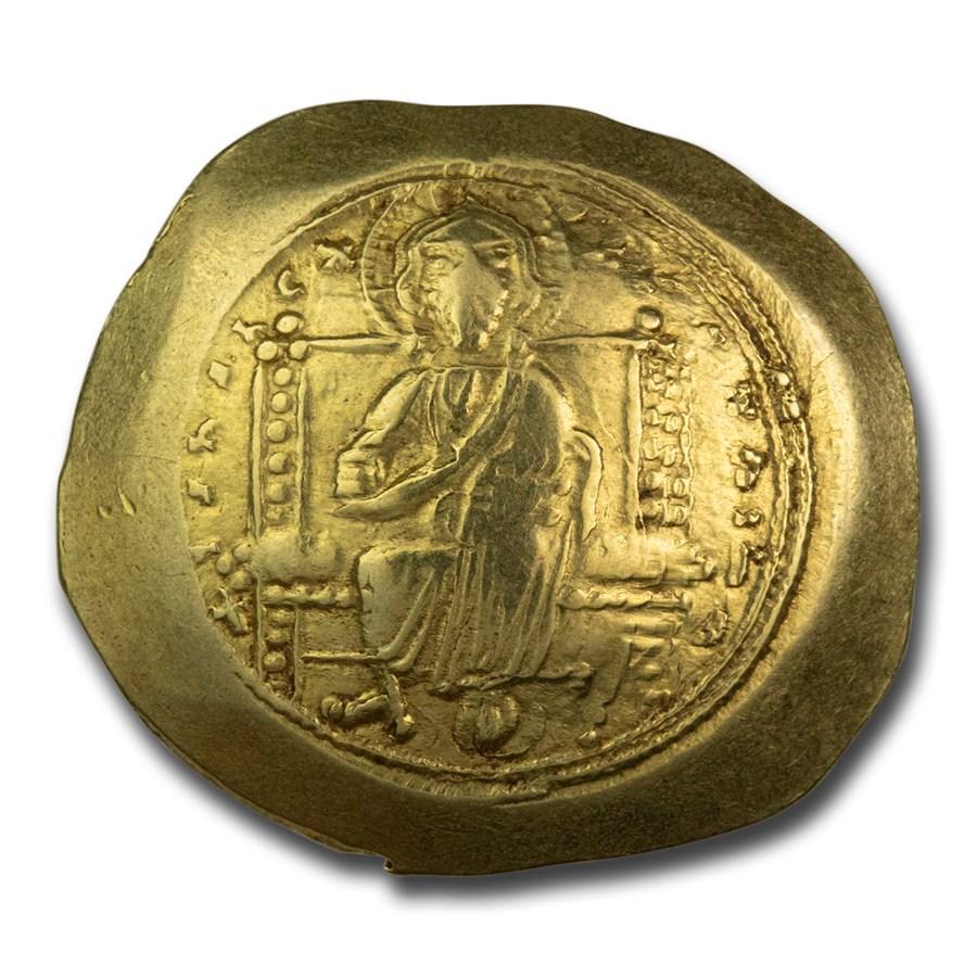 Byzantine Gold Histamenon Constantine X Ducas (1059-67 AD) XF