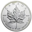 Canada 1 oz Silver Maple Leaf (Culls)
