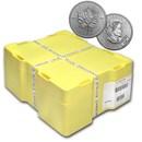 Canada 500-Coin Silver Maple Leaf Monster Box (Sealed - Random)
