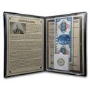 Chinese Chiang Kai-shek Coin & Currency Album