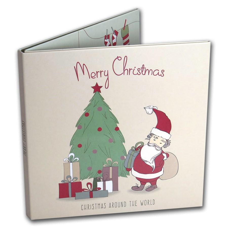 Christmas Around the World 10-Coin Set BU