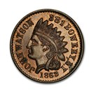 Civil War Token Avg Circ (Indian Head Obv)