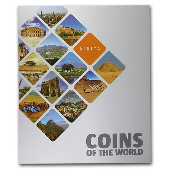 Coins of the World - Africa (41 coins)