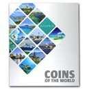 Coins of the World - Oceania (24 coins)