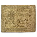 Colonial Currency Culls (Pennsylvania)