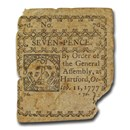 Colonial Currency Culls
