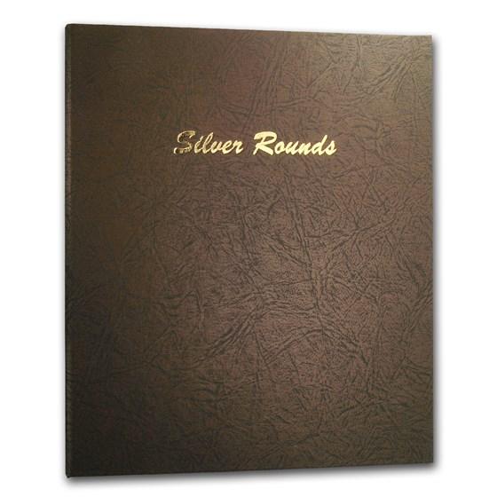 Dansco Album #7084 - Silver Rounds (40mm Ports)