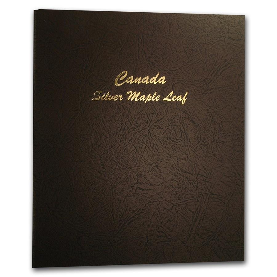 Dansco Album #7215 - Canada Silver Maple Leaf