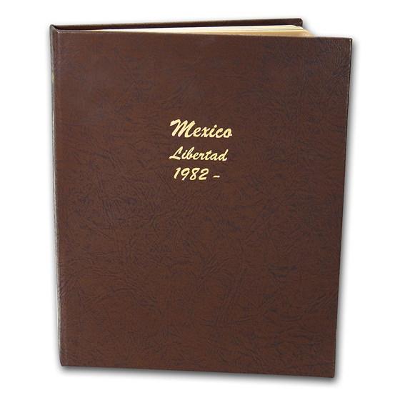 Dansco Album #7232 - Mexico Silver Libertad