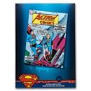 DC Action Comics #252 May 1959 - 35 Gram Silver Poster