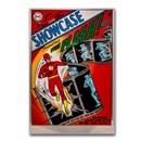 DC Comics #4 The Flash Showcase - 35 Gram Silver Poster