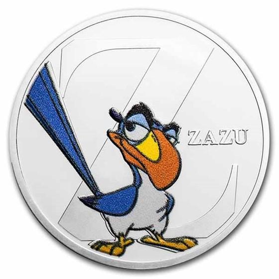 Disney A-Z Collection Alphabet Letter: Z is for Zazu