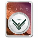 DUNE® House Atreides 1 oz Silver (Colorized w/TEP)
