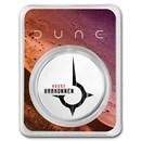 DUNE® House Harkonnen 1 oz Silver (Colorized w/TEP)