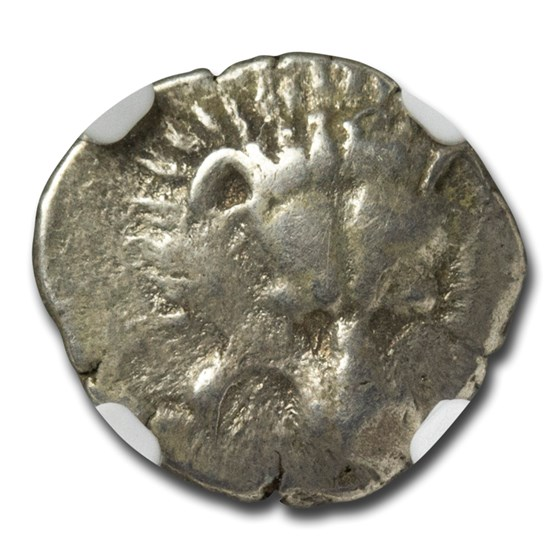 Dynasts of Lycia Silver Third Stater (390-360 BC) VF NGC