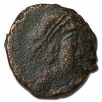 Eastern Roman Empire AE Nummus (5th-7th Century AD) VG-Fine