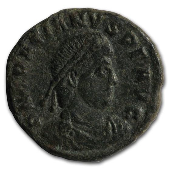 Eastern Roman Empire Bronze Coins (286-396 AD) VF-XF