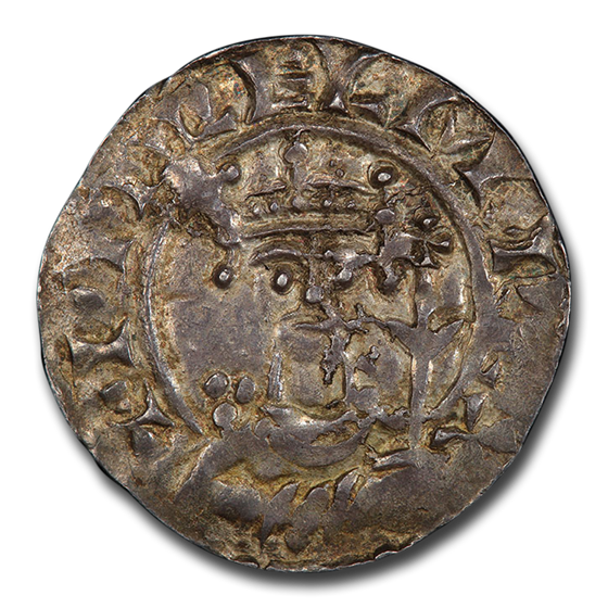 England AR Penny William the Conquerer (1066-87) MS-63 NGC