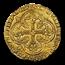 Flanders AV Cavalier d'Or Louis II de Mâle (1346-1384) MS-64 NGC