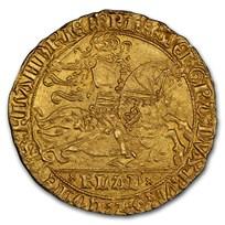 Flanders AV Cavalier d'Or Philippe le B. (1419-67 AD) MS-64 PCGS