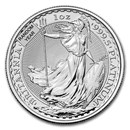 Great Britain 1 oz Platinum Britannia (Random Year)