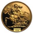 Great Britain Gold £2/Double Sovereign Elizabeth II Prf (Random)