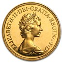 Great Britain Gold Sovereign Elizabeth II (1979-1984) Proof