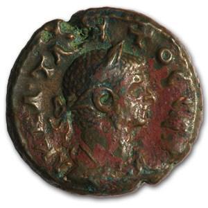 Greek Imperial Tetradrachm Emperor Tacitus (275-276 AD)