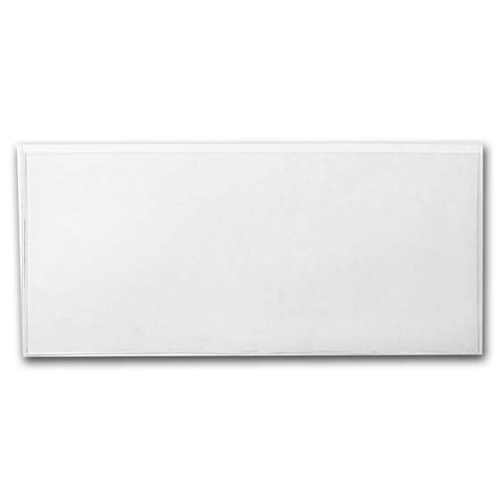 """Guardhouse Modern Currency Sleeves -3"""" x 6-1/2"""""""