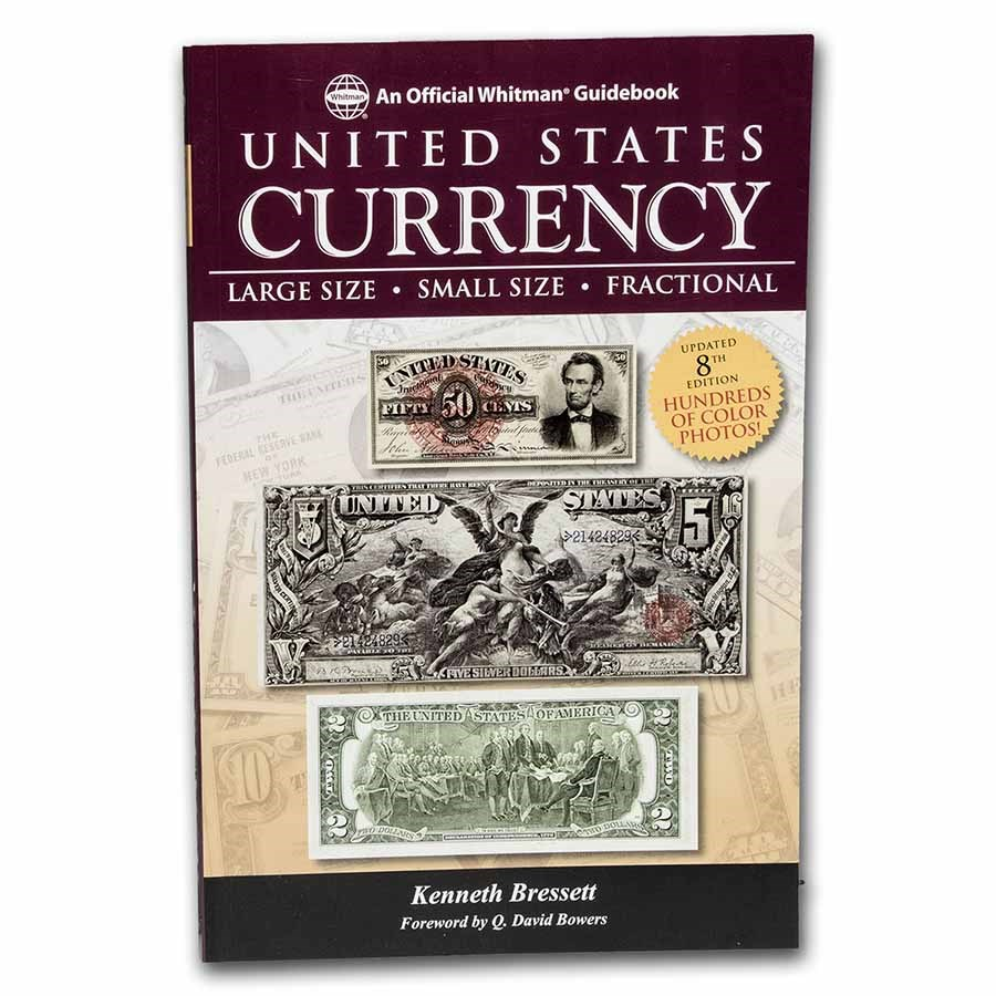 Guidebook: United States Currency 8th Edition