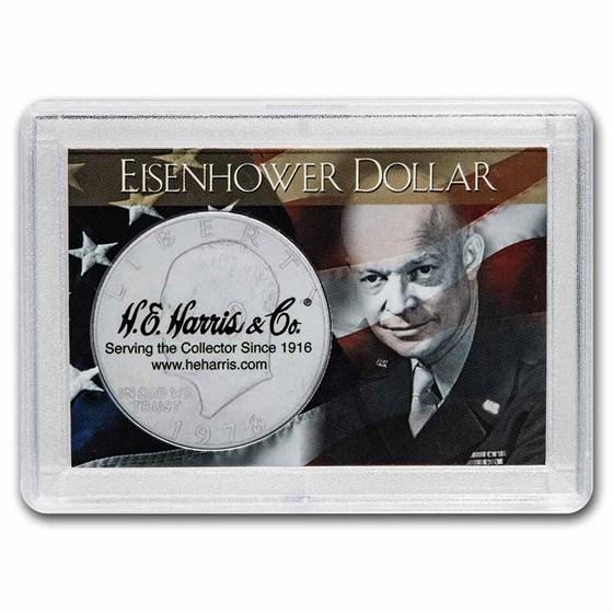 Ike Dollar Harris Holder (Flag Design)