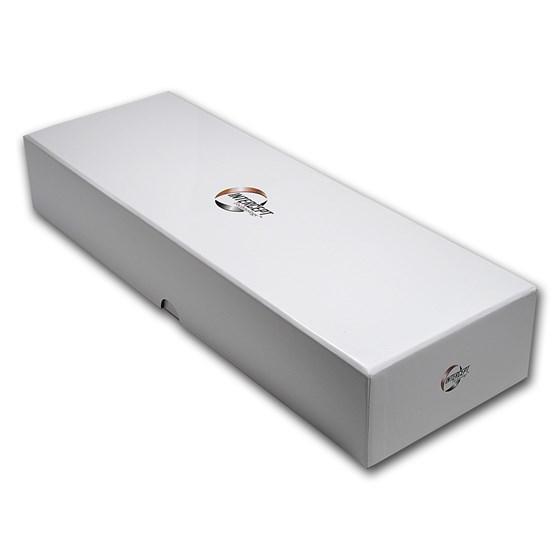 Intercept Technology® Storage Box - 100 Quadrum Snaplocks