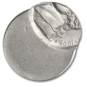 Jefferson Nickel 75% Off Center (Dates of Our Choice)
