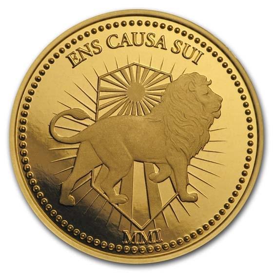 John Wick® 1 oz Gold Proof Continental Coin (w/Box & COA)