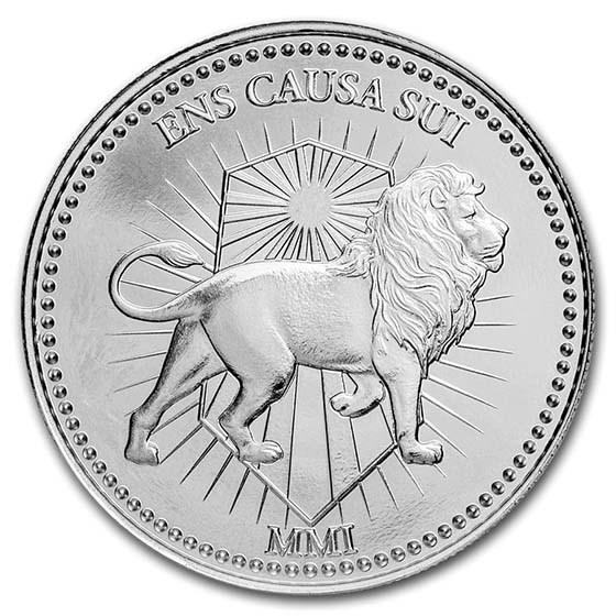John Wick® 1 oz Silver Continental Coin