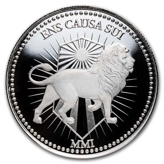 John Wick® 1 oz Silver Proof Continental Coin (w/Box & COA)