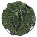 Judaea Procurators Prutah (26-36 AD) Pontius Pilate Ch Fine NGC