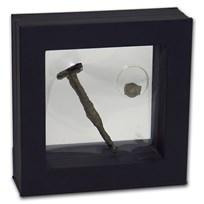 Judea Crucifixion Set Widows Mite & Roman Iron Nail 1st Cent. BC