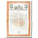 Kerr-McGee Oil Industries, Inc. Bond Certificate