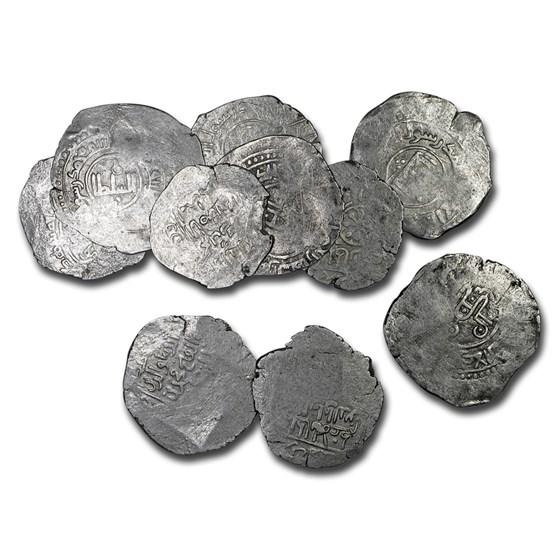 Khwarezmian Empire AR Dirham 1077-1231 AD Avg Circ