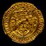 Kingdom France Gold AV Ecu d'or Charles VII (1422-61) MS-64 NGC