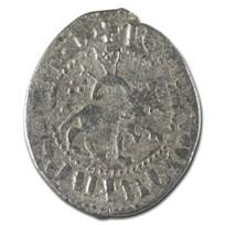 Kingdom of Armenia AR Half Tram Levon III (1301-1307 AD) VF