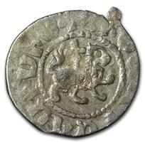 Kingdom of Armenia Silver Tram Levon IV (1320-1342 AD) VF