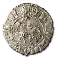 Kingdom of Armenia Silver Tram Oshin (1307-1320 AD) VF