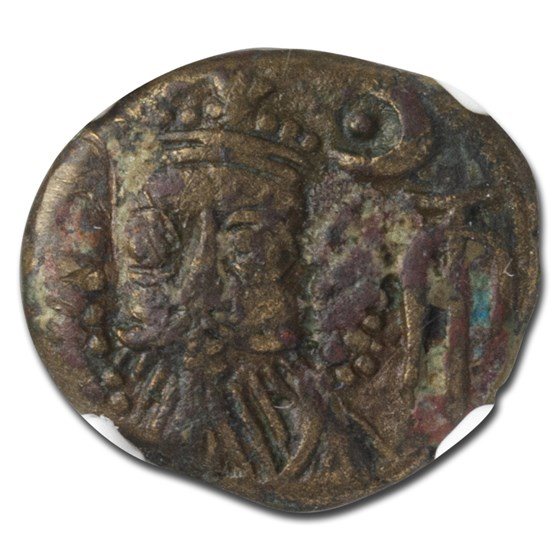 Kingdom of Elymais AE Drachm Orodes (2nd Century AD) VF NGC