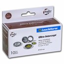 Lighthouse Round Capsule w/Intercept™Gasket- 40mm (10 count Pack)