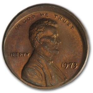 Lincoln Cent Broad Struck (Random)