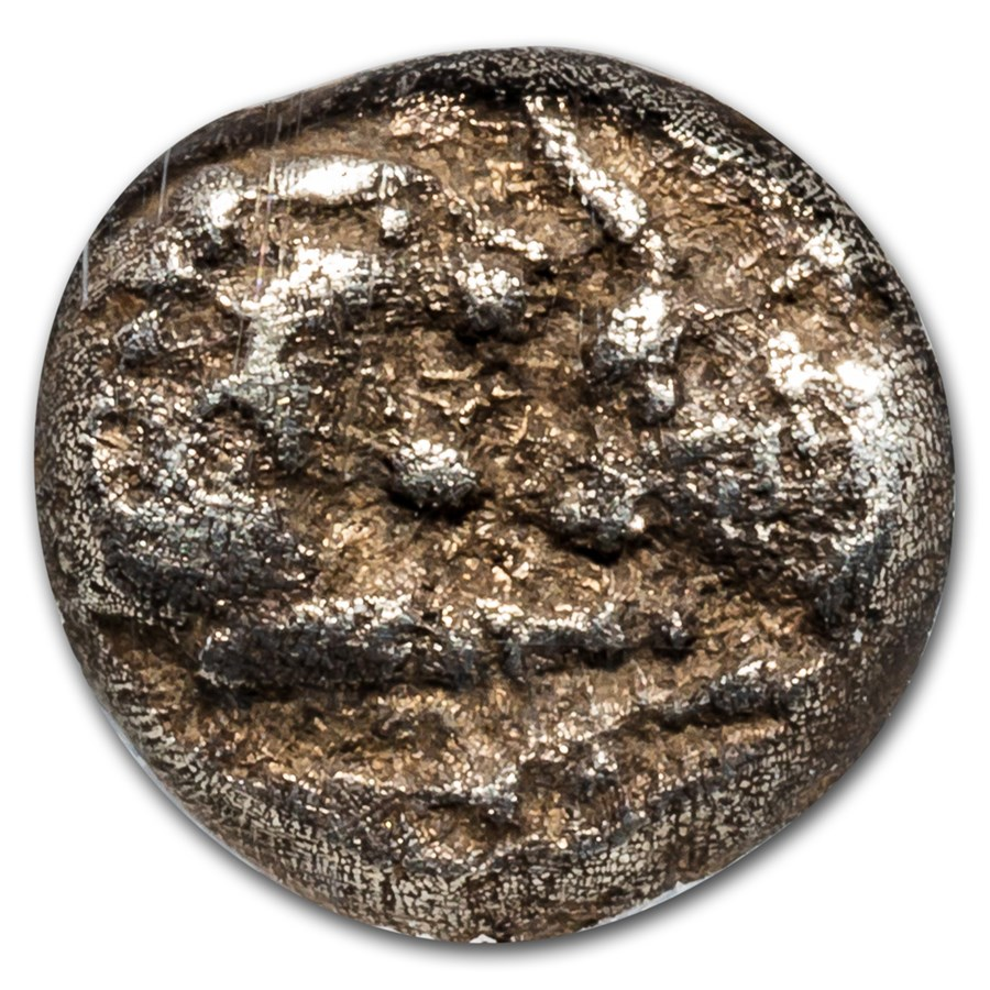 Lydian Silver Twelfth-Stater Croesus (561-546 BC) Ch VF NGC